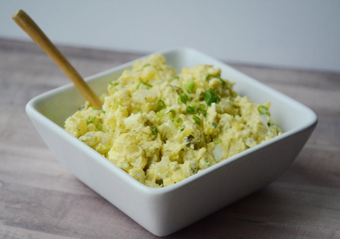 Potato salad for 25 people