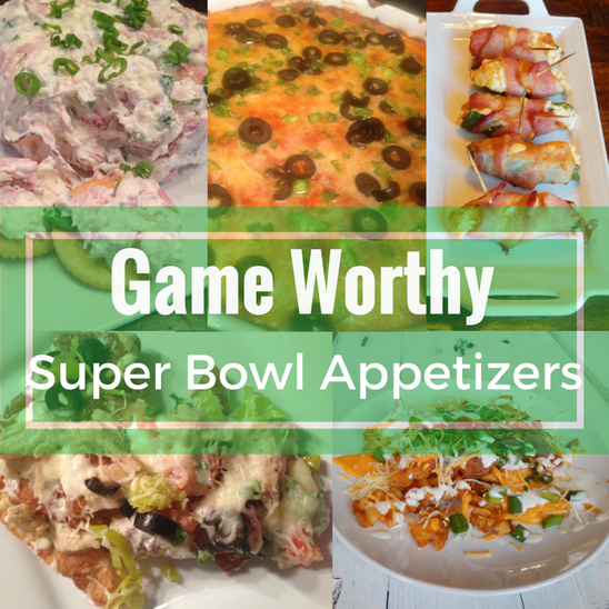 8 Game Worthy Super Bowl Appetizers