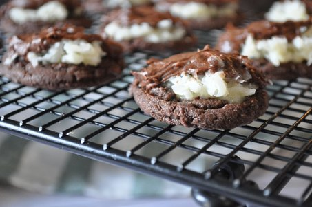 Best chocolate coconut cookie
