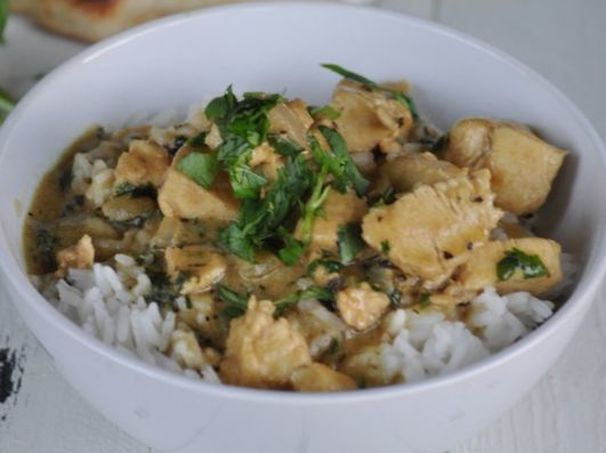 Easy and Delicious Chicken Curry