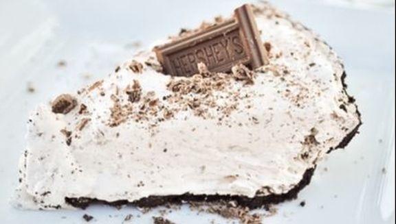 3 Ingredient Hershey's Pie