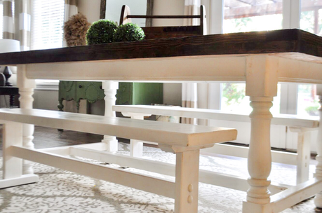 How To Paint A Table With Amy Howard One Step Paint