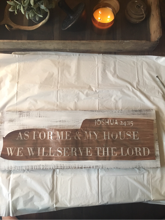 Where to buy stencils for signs