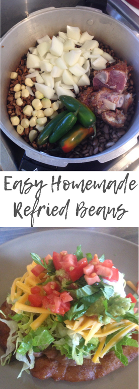 Don't buy canned beans ever again!! These homemade beans are amazing!!! Such great flavor!