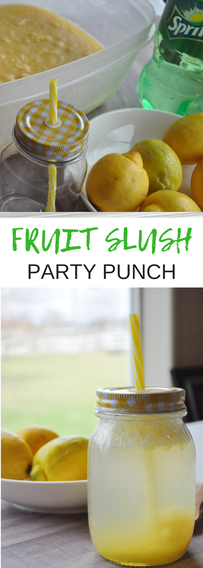 Do you need punch for a baby shower or for a crowd? This is an easy and delicious non-alcoholic punch for a crowd.