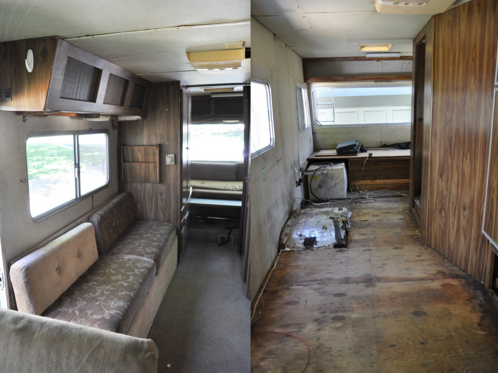 Rv Renovation Update