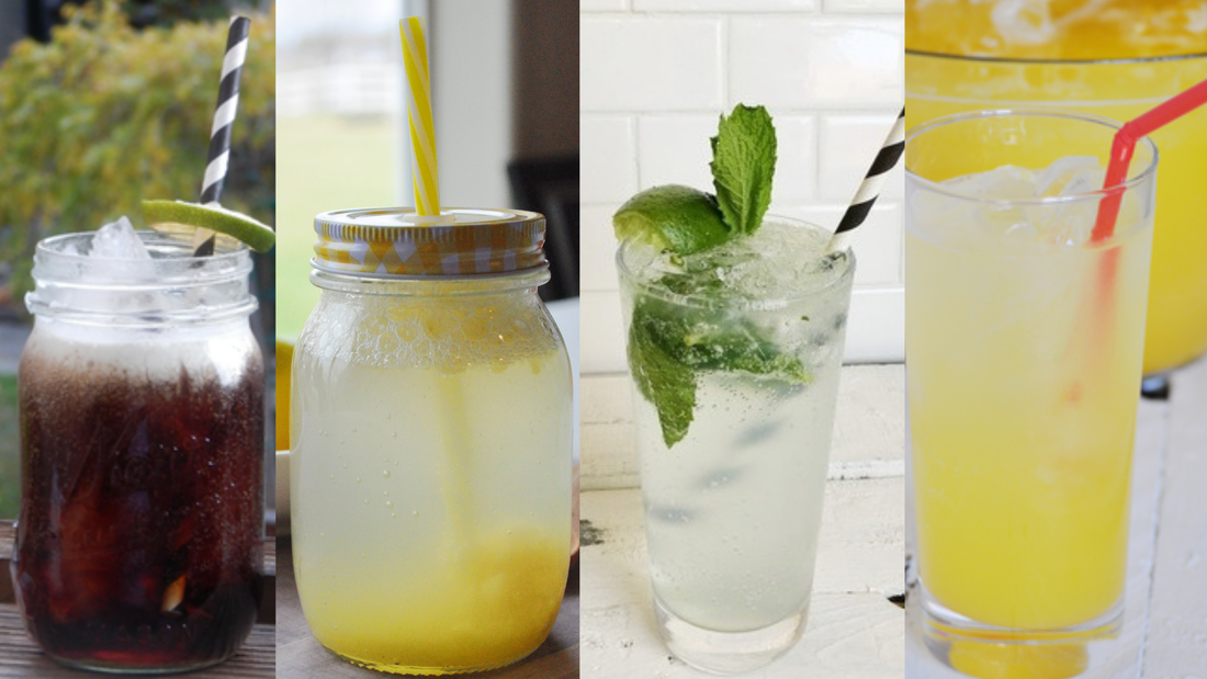 The best non-alcoholic party drink recipes for a crowd