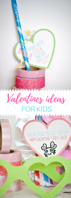 Last minute Valentines for your kids to hand out! These are free!! So simple and cute! I love original Valentines.