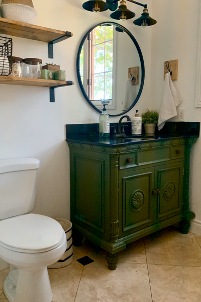 ONE ROOM CHALLENGE POWDER ROOM-WEEK 1.