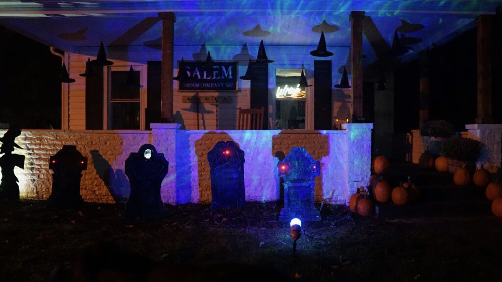 This Home Depot Halloween Style Challenge