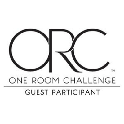 One Room Challenge Powder Room-week 1