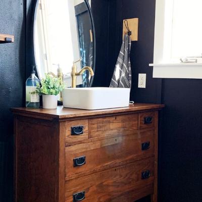 Furniture Restoration Using Watco Refinisher