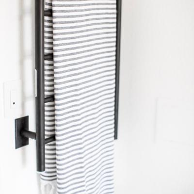 Beautiful WiFi Enabled Bathroom Butler Towel Warmer