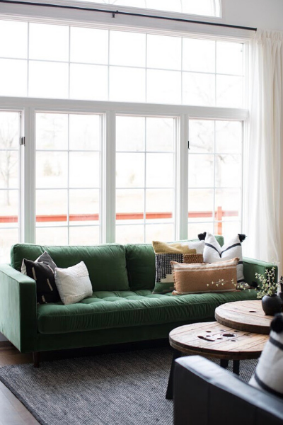 Comfortable and Quality Article Sofa