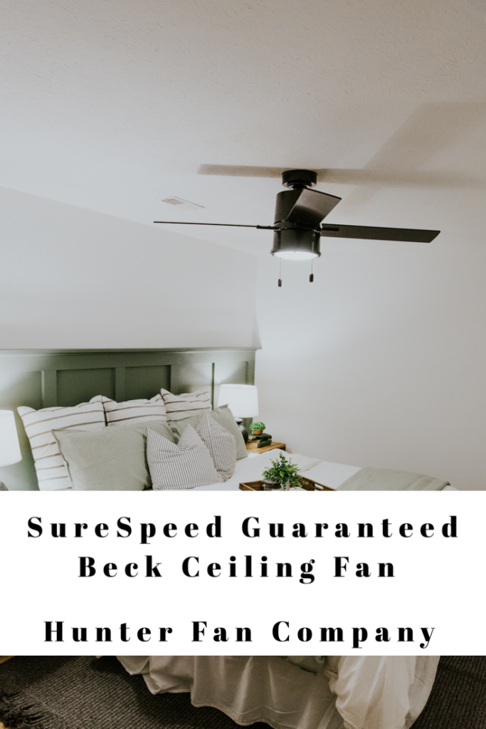 Beautiful SureSpeed Hunter Ceiling Fan