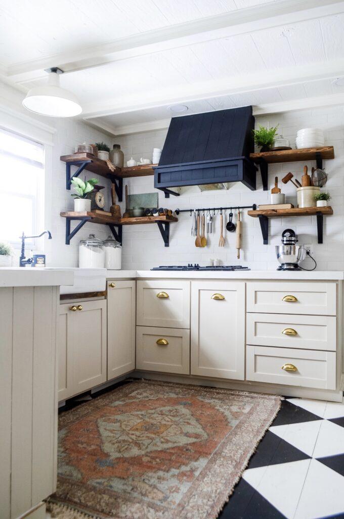 Beautiful, high-quality kitchen hardware.