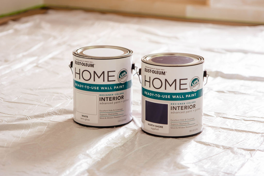 painting walls for beginners