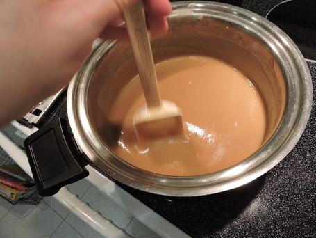 How to make caramel for caramel apples