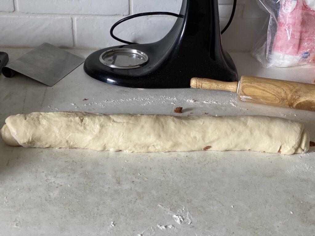 Soft cinnnamon rolls