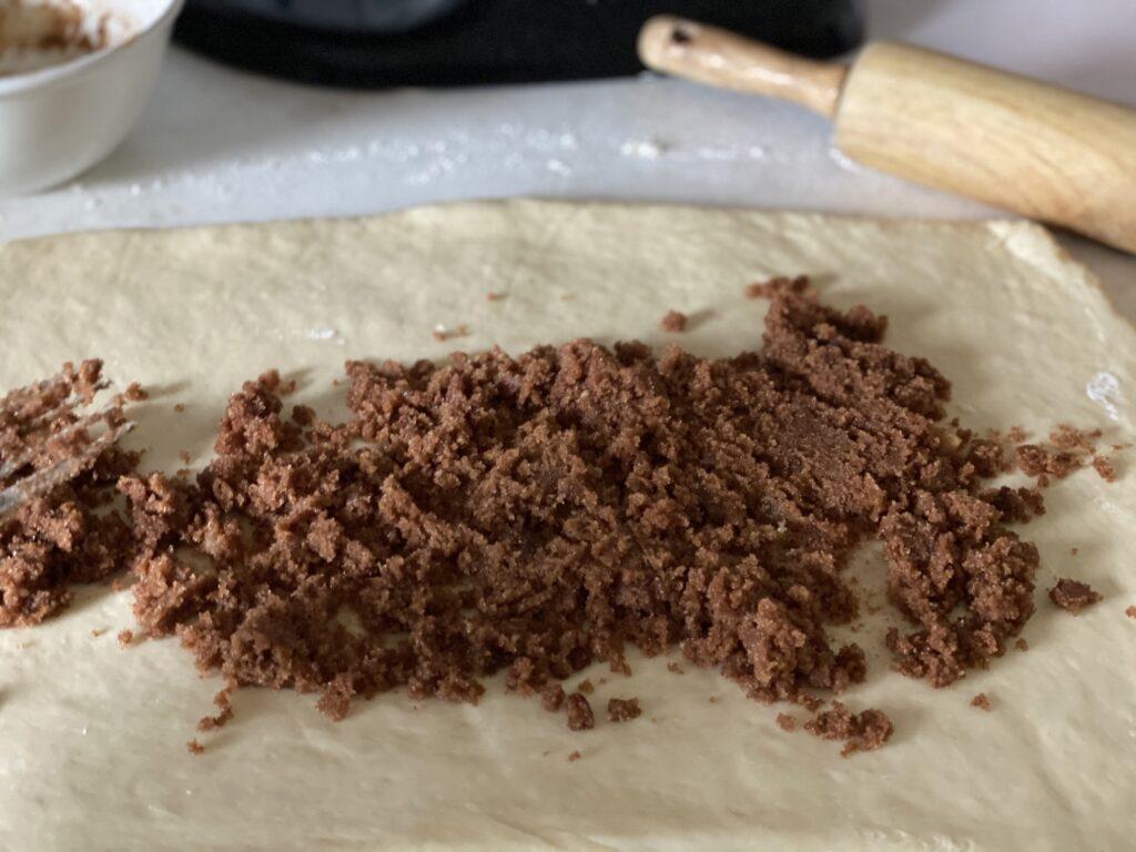 Gooey cinnamon roll recipe