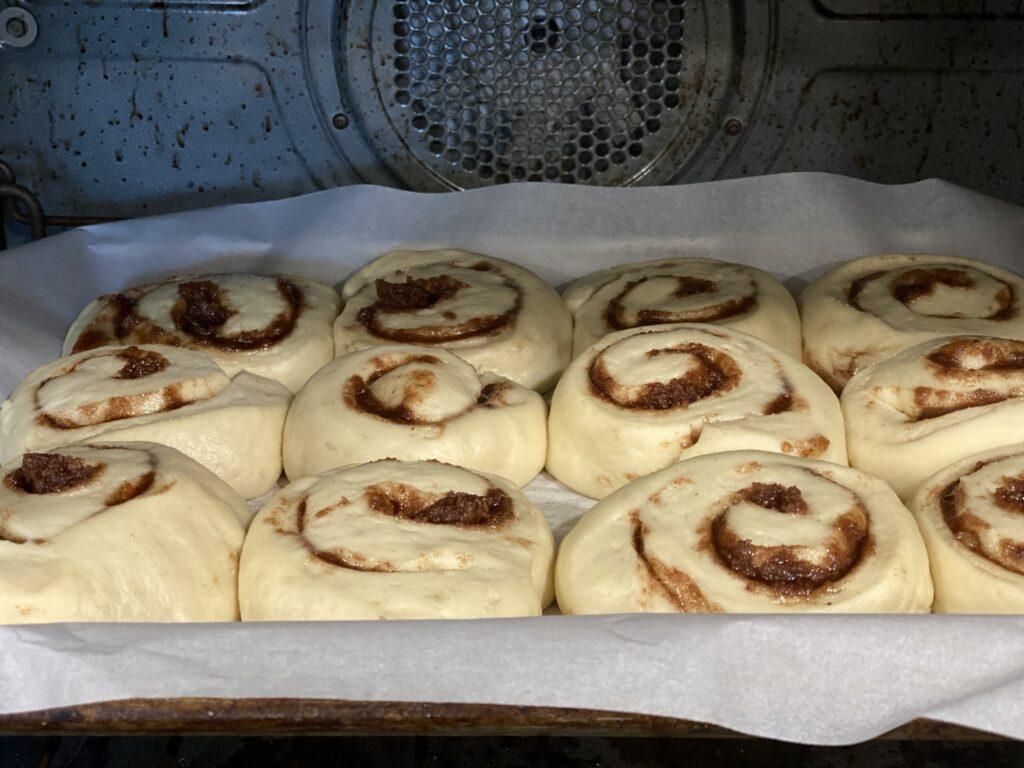 Best recipe for cinnamon rolls