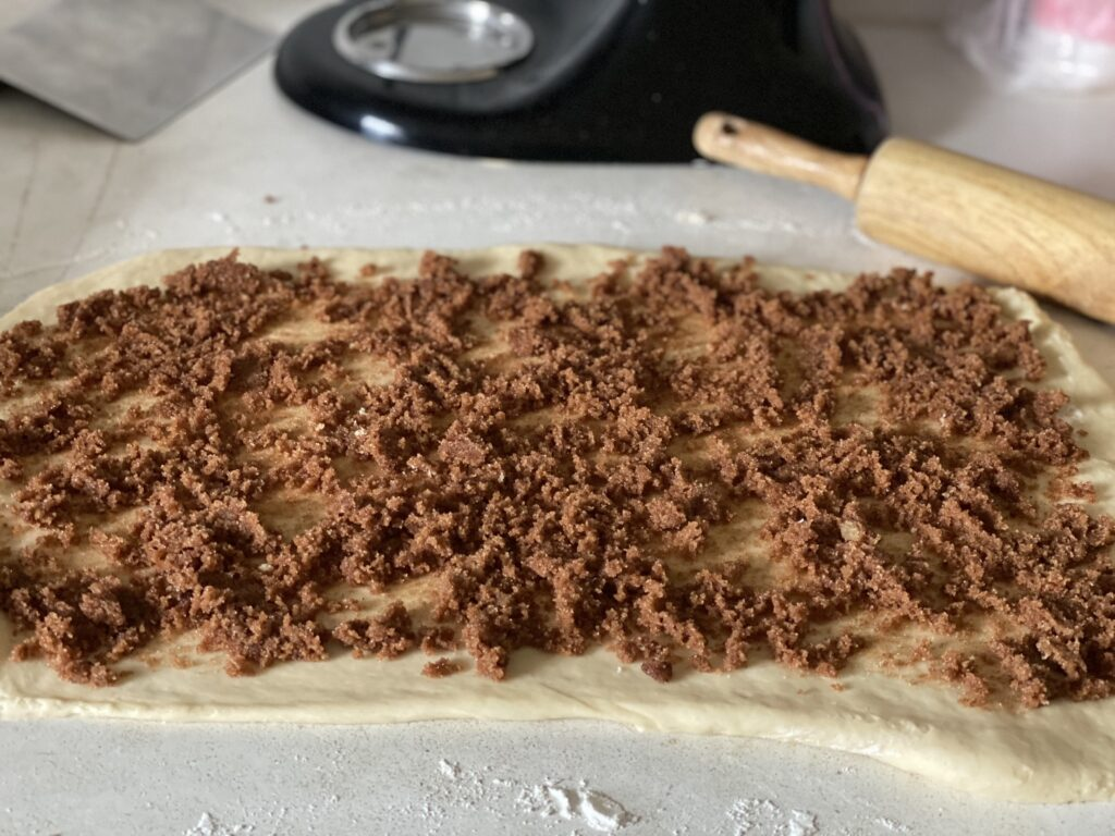 The BEST cinnamon roll recipe ever