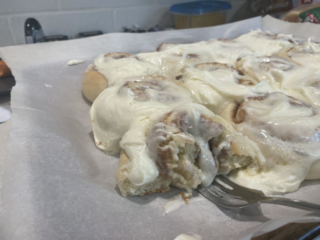 BEST cinnamon rolls of all time