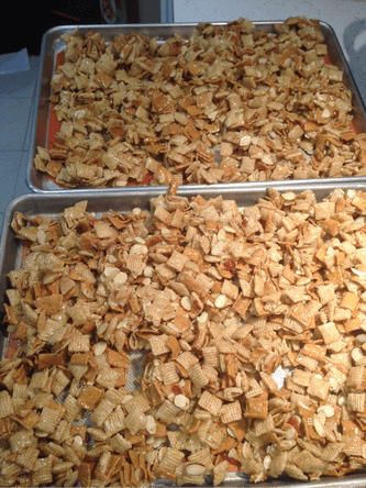 best chex mix party recipe