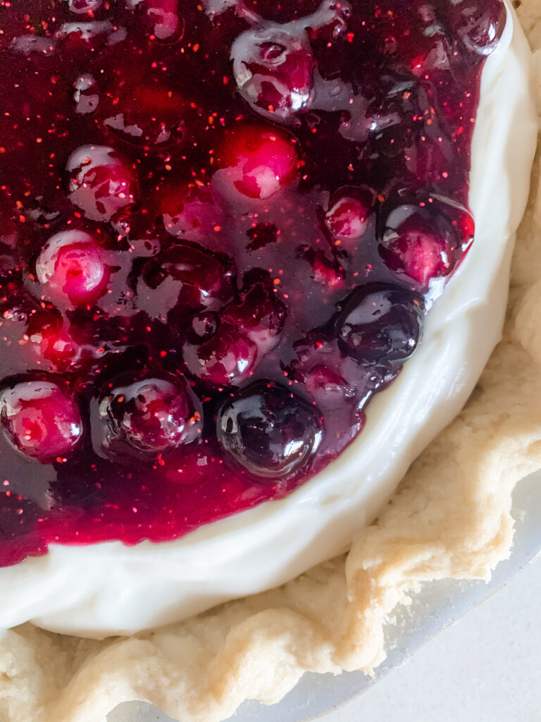 Delicious Blueberry Pie Filling