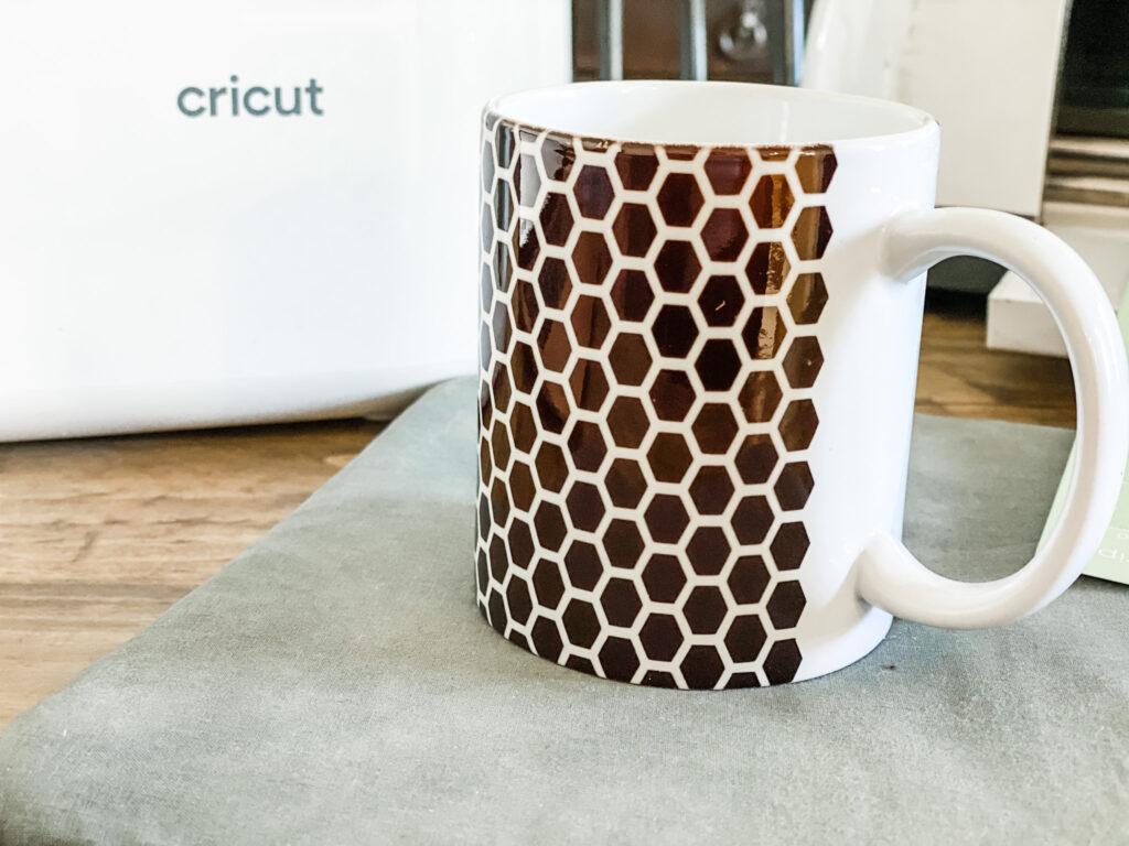 Cute patterned mug